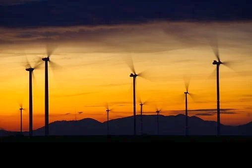 Wind Farms Can Cast Wind Shadows, Affecting Other Wind Farms Downwind